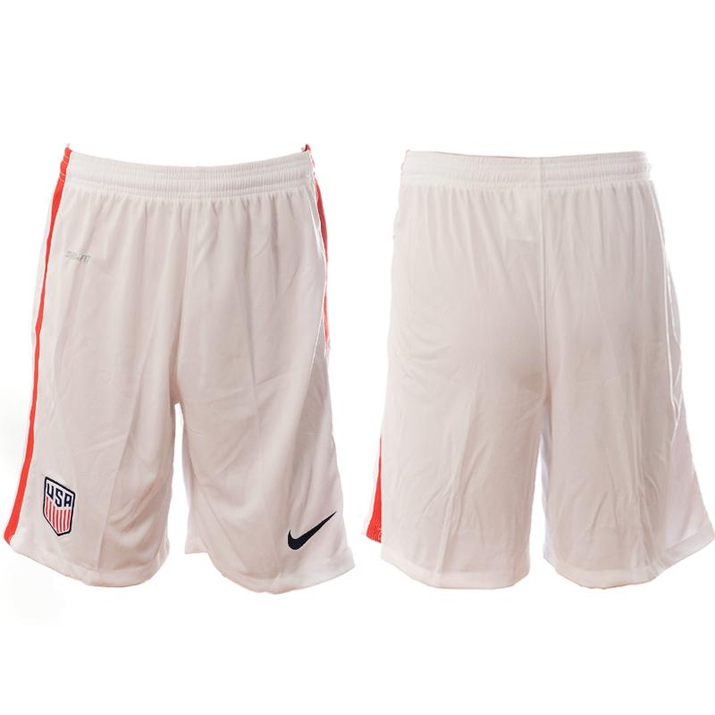 2016-17 USA Home Soccer Shorts