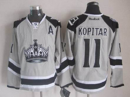 Kings 11 Kopitar Grey 2014 Stadium Series Jerseys