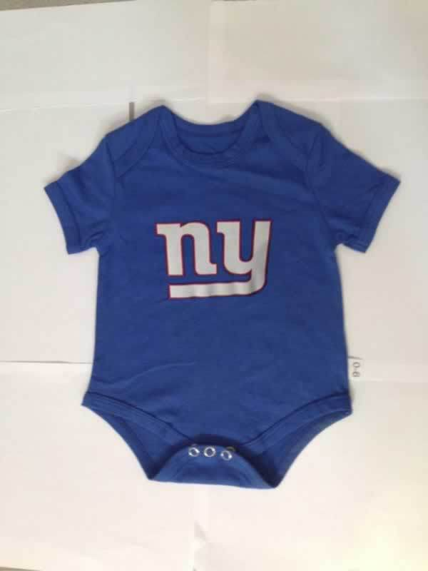Giants Blue Toddler T Shirts