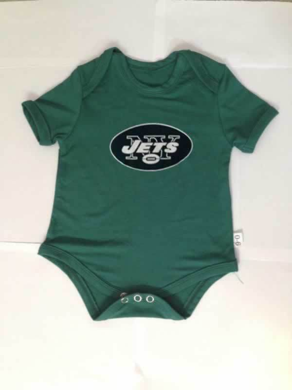 Jets Green Toddler T Shirts