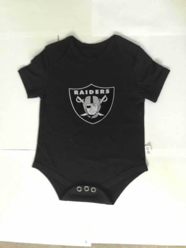 Raiders Black Toddler T Shirts