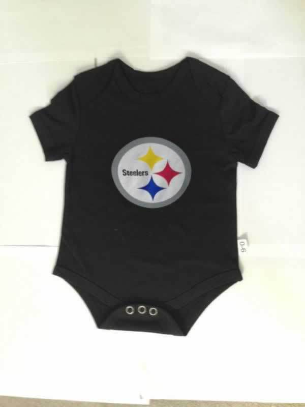Steelers Black Toddler T Shirts