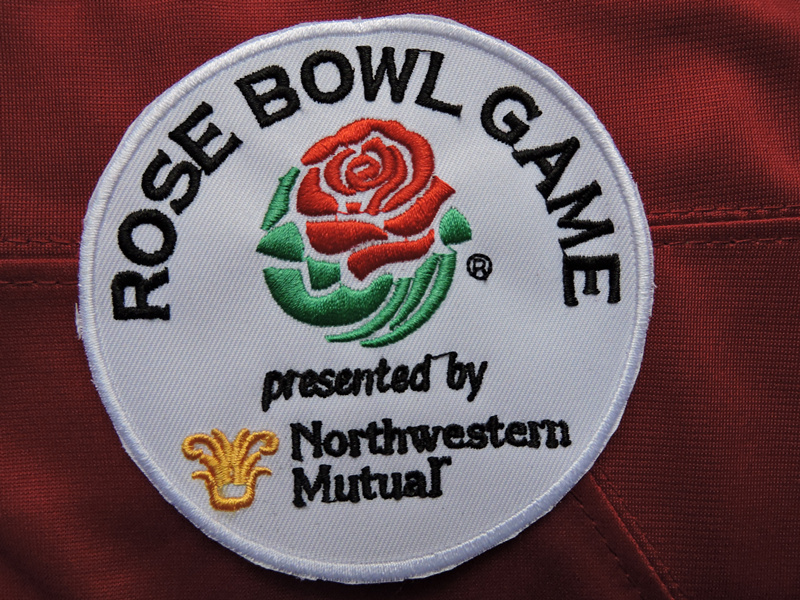 2016 Rose Bowl Patch