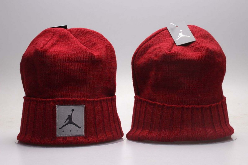 Air Jordan Red Knit Hat YP