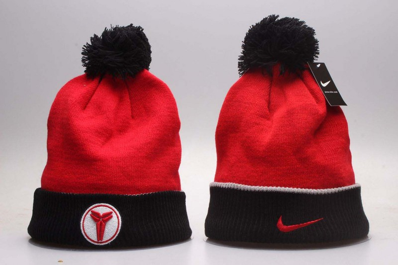 Nike Red Knit Hat YP