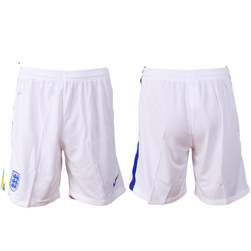 England Home UEFA Euro 2016 Shorts