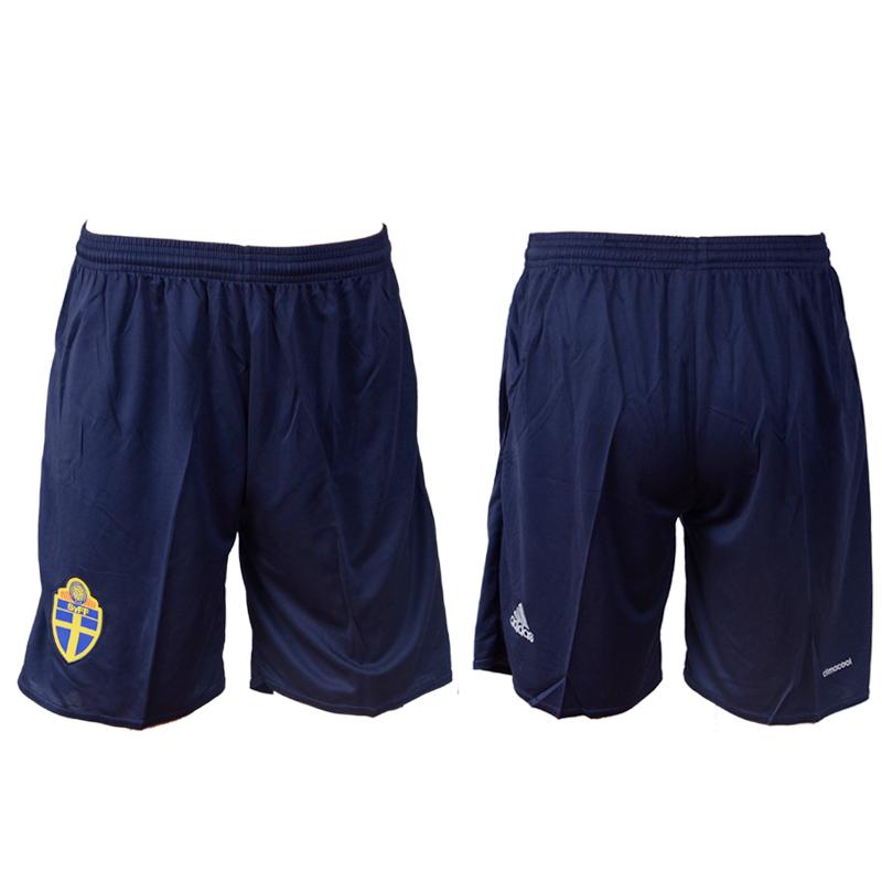 Sweden Away UEFA Euro 2016 Shorts