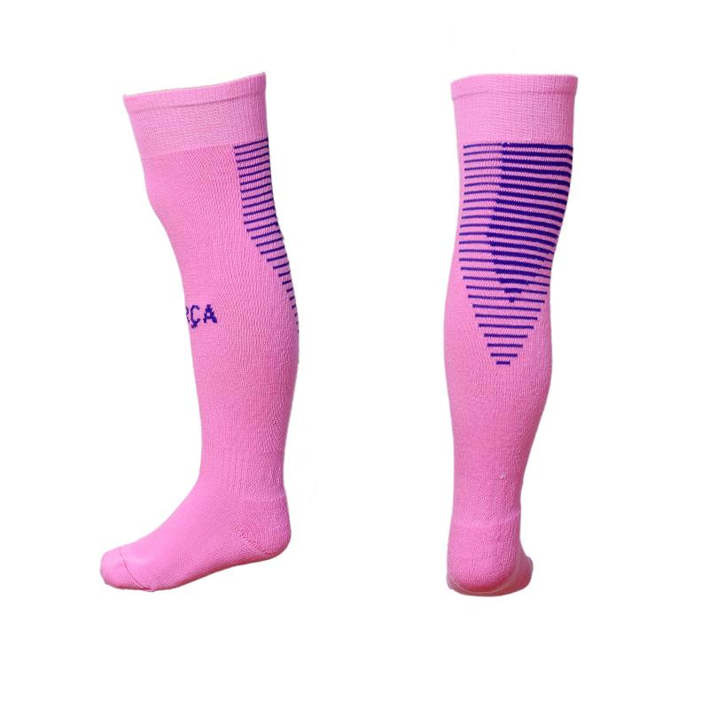 2016-17 Barcelona Youth Away Soccer Socks