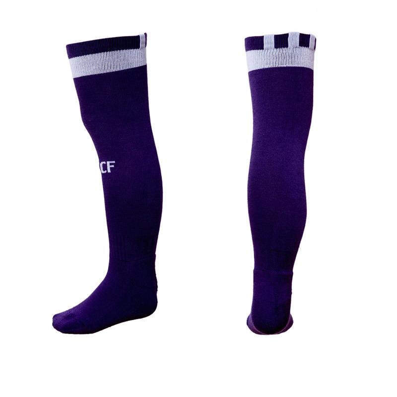 2016-17 Real Madrid Youth Away Soccer Socks
