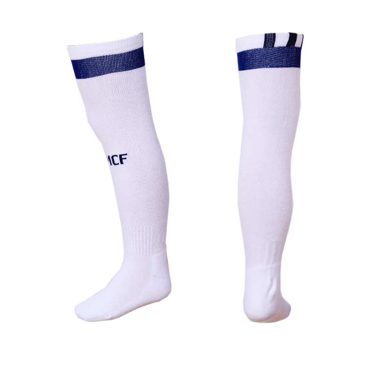 2016-17 Real Madrid Home Youth Soccer Socks