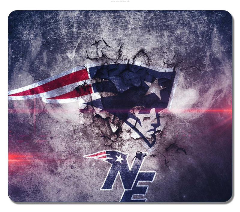 New England Patriots Gaming/Office NFL Mouse Pad