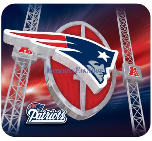 New England Patriots Gaming/Office NFL Mouse Pad2