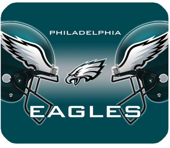 Philadelphia Eagles Green Gaming/Office NFL Mouse Pad