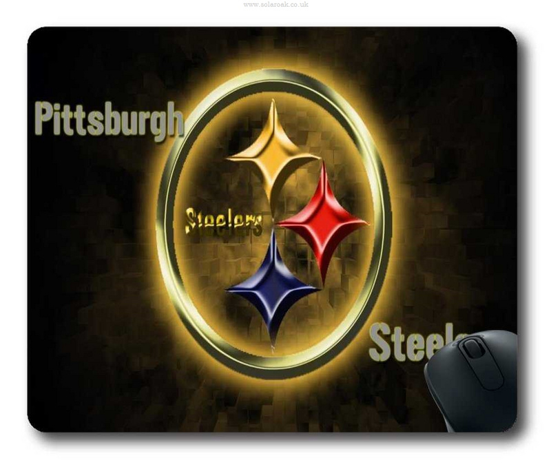 Pittsburgh Steelers Gaming/Office NFL Mouse Pad3