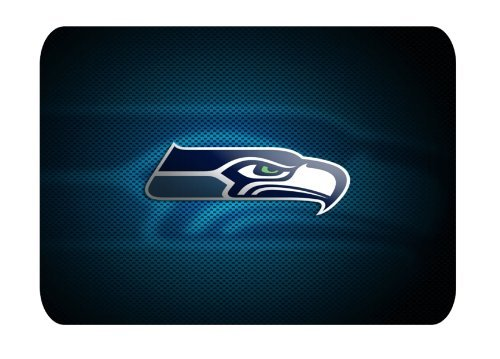 Seattle Seahawks Gaming/Office NFL Mouse Pad2