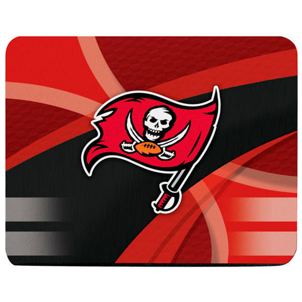 Tampa Bay Buccaneers Gaming/Office NFL Mouse Pad