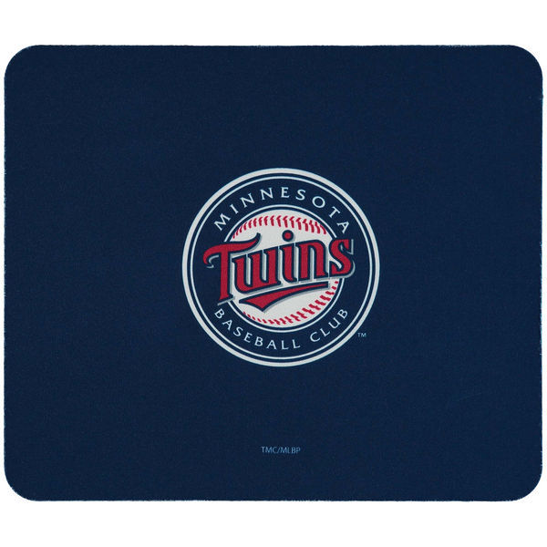 Minnesota Twins Navy Gaming/Office MLB Mouse Pad