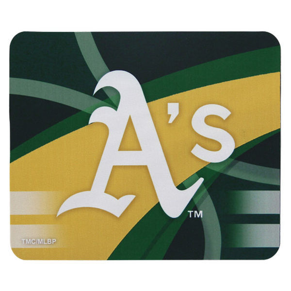 Oakland Athletics Gaming/Office MLB Mouse Pad