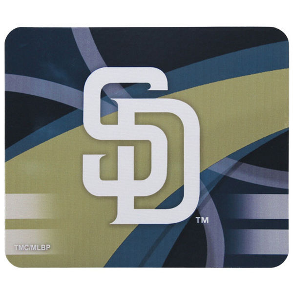 San Diego Padres Gaming/Office MLB Mouse Pad