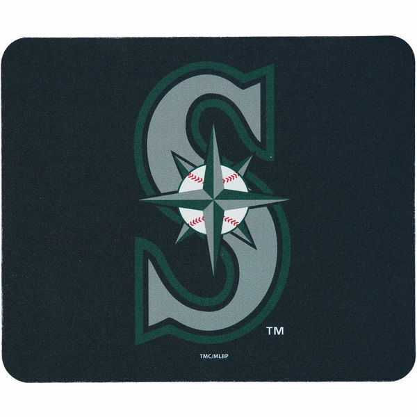 Seattle Mariners Gaming/Office MLB Mouse Pad