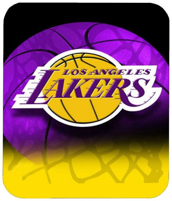 Los Angeles Lakers Gaming/Office NBA Mouse Pad