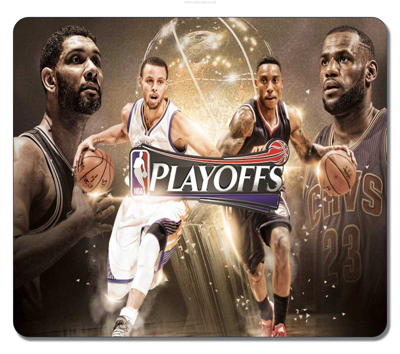 NBA Playoffs Gaming/Office Mouse Pad