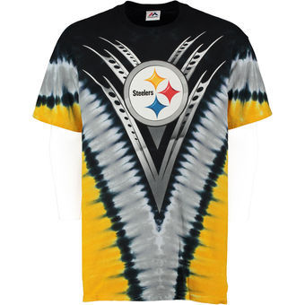 Pittsburgh Steelers Tie-Dye Premium Men's T-Shirt