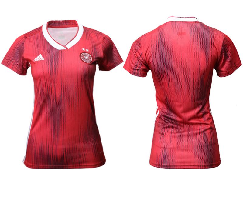 2019-20 Germany Away Women Soccer Jersey