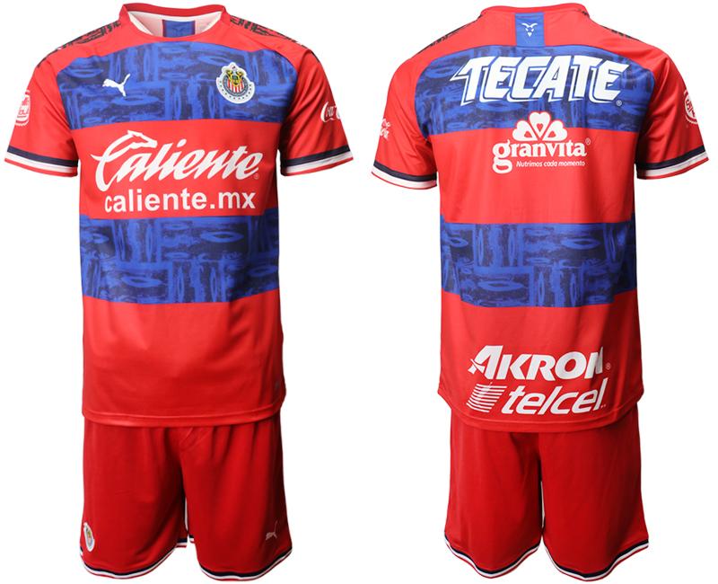 2019-20 Guadalajara Away Soccer Jersey