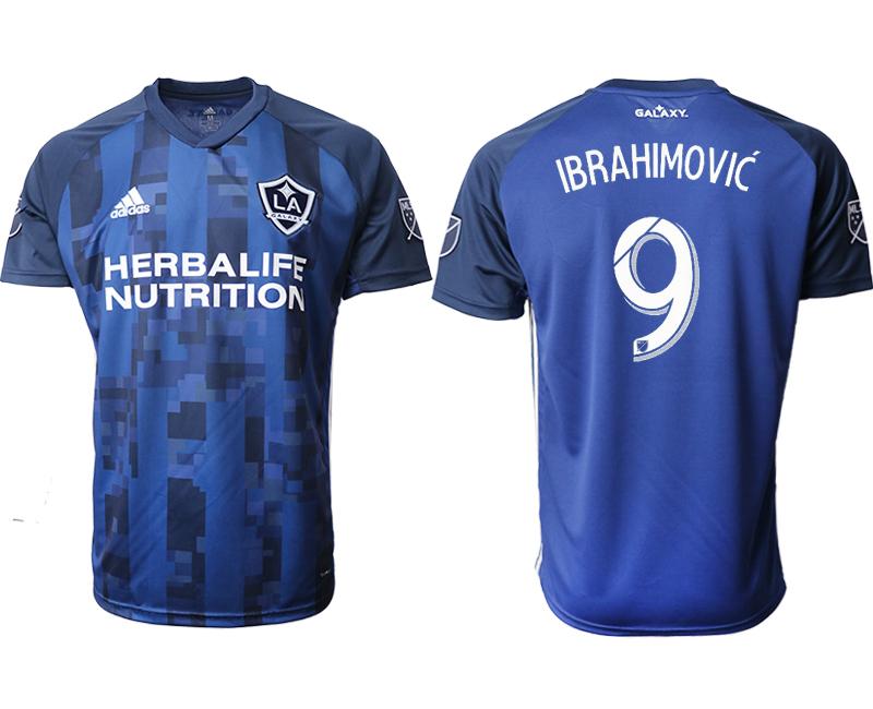 2019-20 Los Angeles Galaxy 9 IBRAHIMOVIC Away Thailand Soccer Jersey