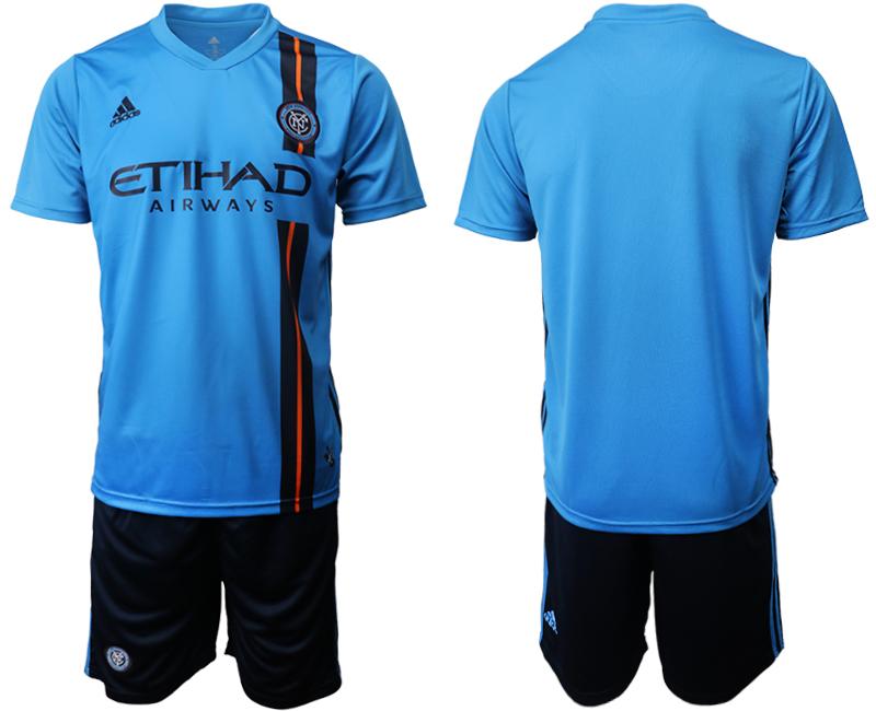 2019-20 New York City FC Home Soccer Jersey