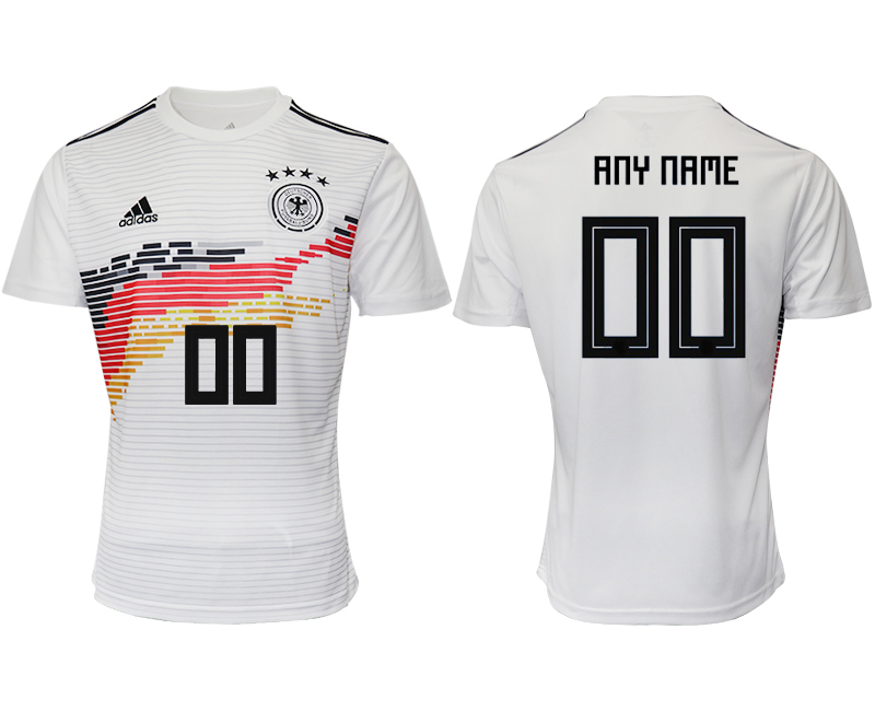 2019-20 Germany Customized Home Thailand Soccer Jersey