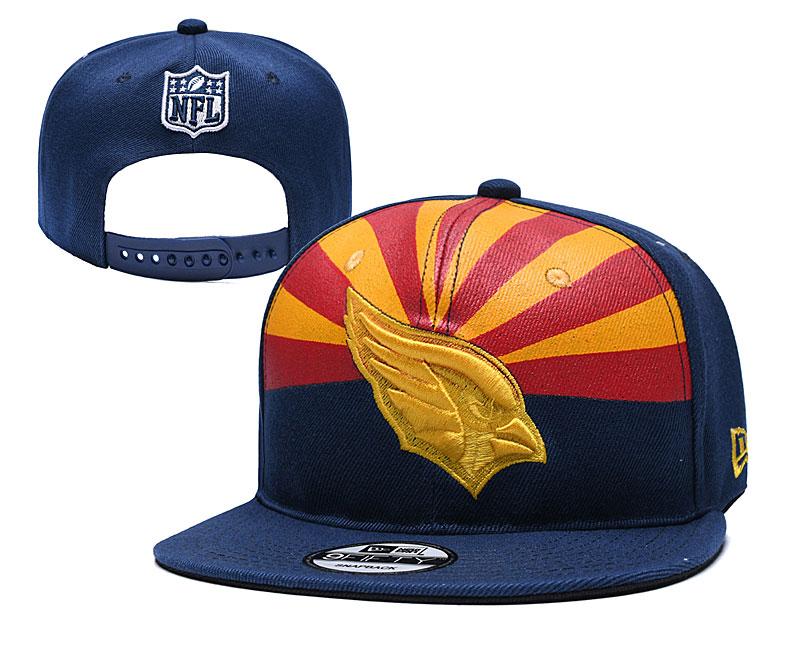 Cardinals Team Logo Navy 2019 Draft Adjustable Hat YD
