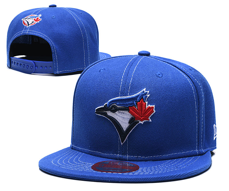 Blue Jays Team Logo Royal Adjustable Hat LT