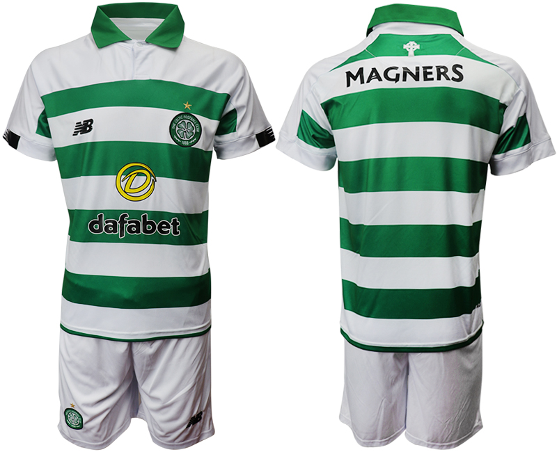 2019-20 Celtic Home Soccer Jersey
