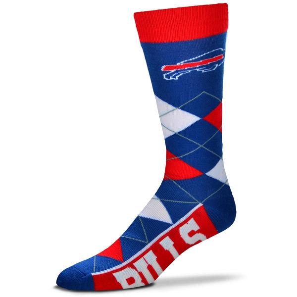 Buffalo Bills Team Logo NFL Sock