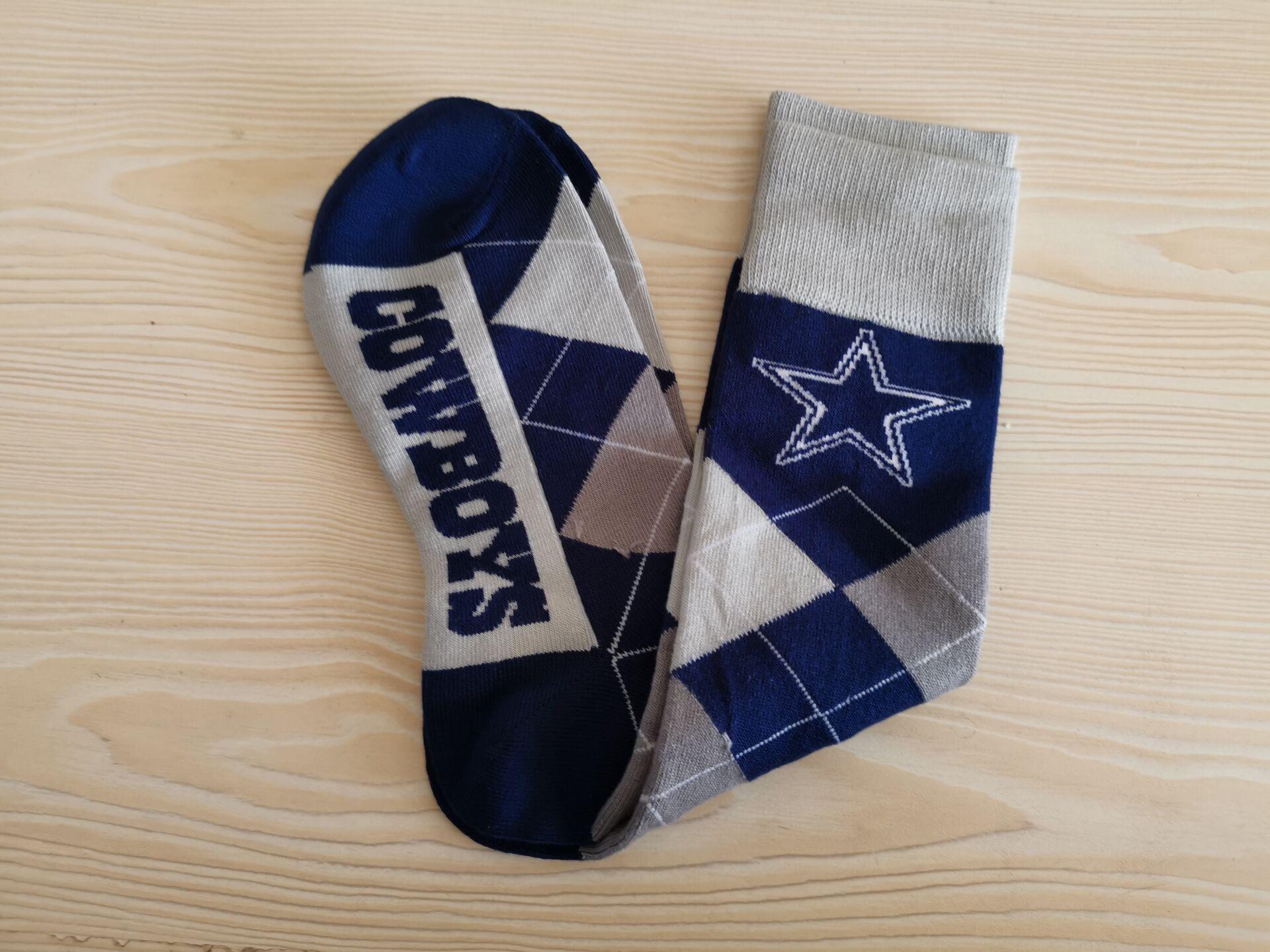 Dallas Cowboys Team Logo NFL Socks