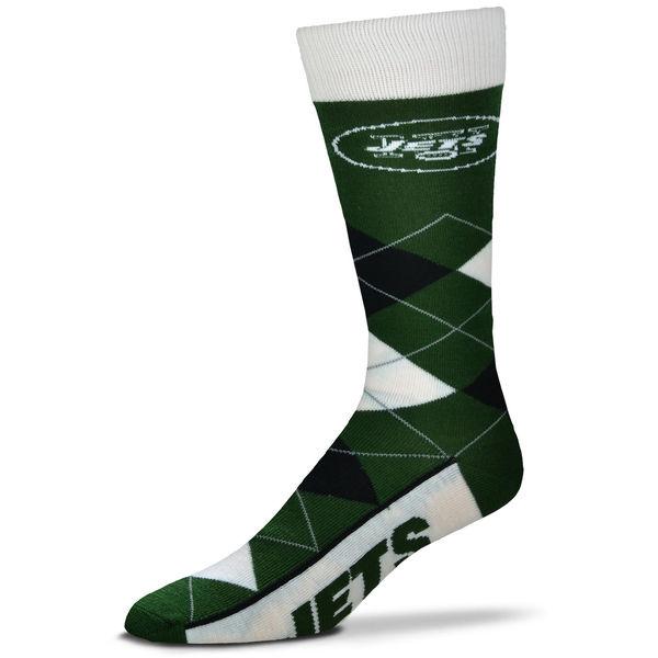 New York Jets Team Logo NFL Socks
