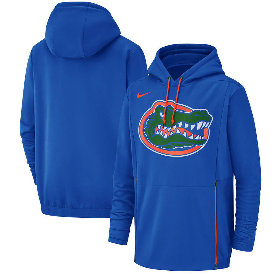Florida Gators Nike Champ Drive Performance Pullover Hoodie Royal