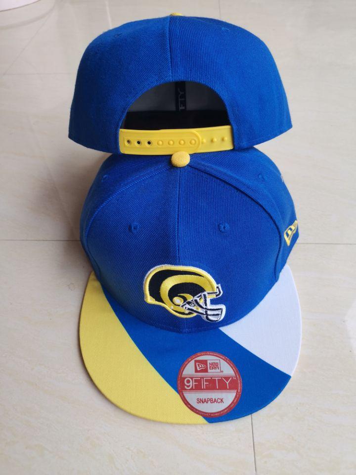 Browns Team Logo Blue Adjustable Hat LT