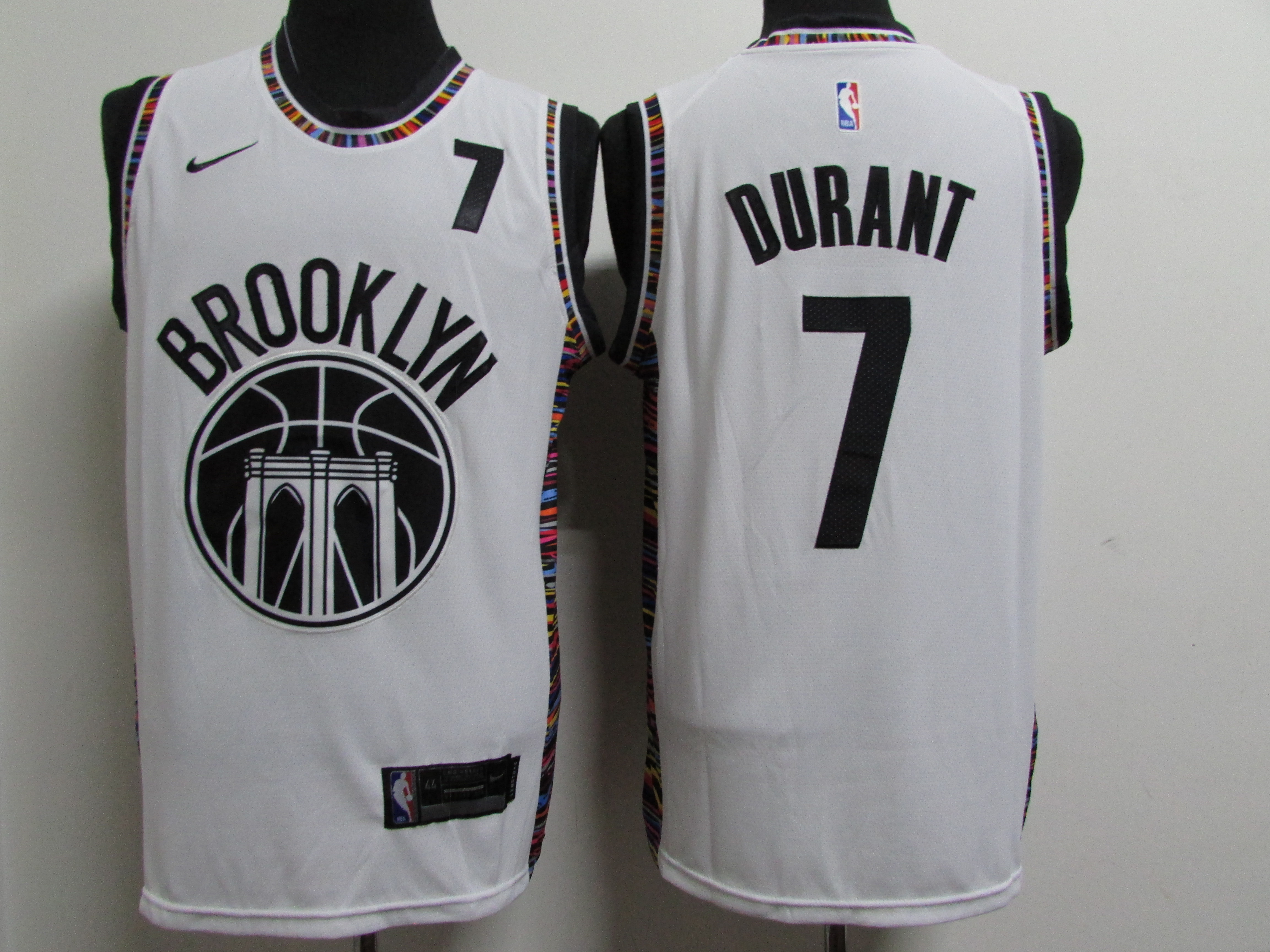 Nets 7 Kevin Durant White 2020-2021 City Edition Nike Swingman Jersey.jpeg