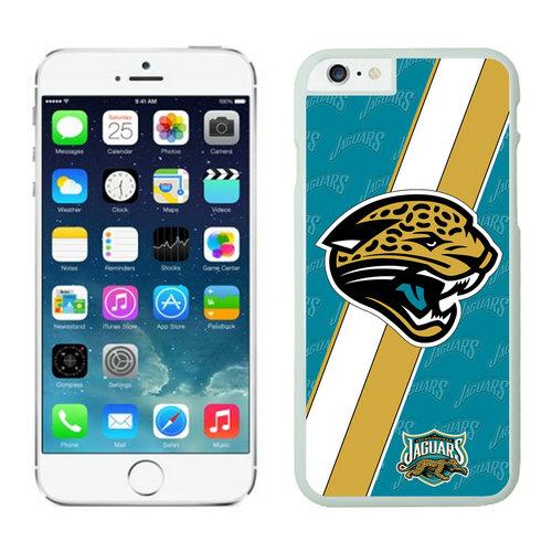 Jacksonville Jaguars iPhone 6 Plus Cases White3