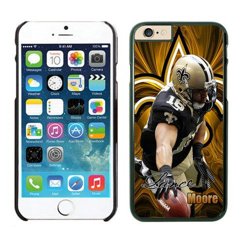New Orleans Saints iPhone 6 Plus Cases Black29