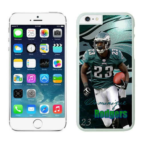 Philadelphia Eagles iPhone 6 Cases White19