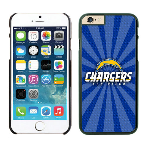 San Diego Chargers iPhone 6 Plus Cases Black7