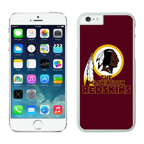 Washington Redskins iPhone 6 Cases White12