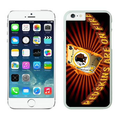 Washington Redskins iPhone 6 Cases White13