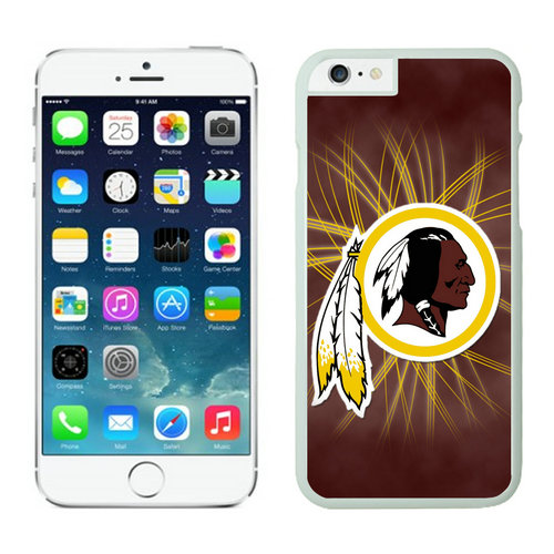 Washington Redskins iPhone 6 Cases White14