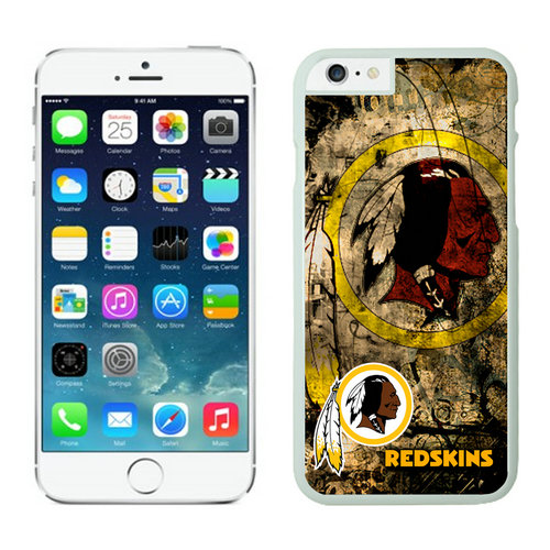 Washington Redskins iPhone 6 Cases White16