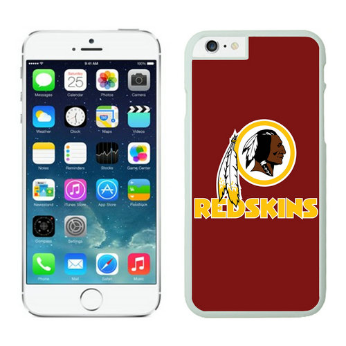 Washington Redskins iPhone 6 Plus Cases White17